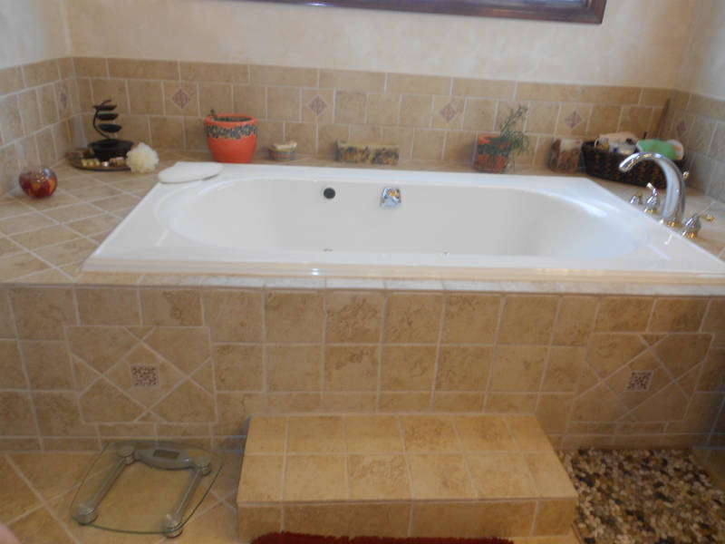 How To Ceramic Tile Around A Bathtub - Bathtub Ideas